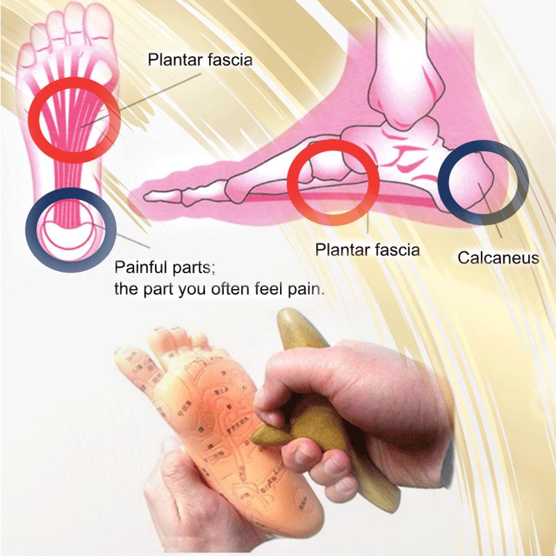 Plantar Facia Foot Massage