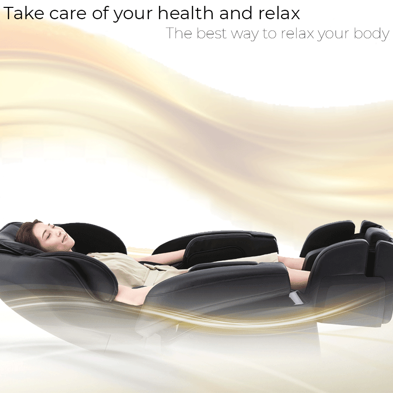 Take care of your health & Relax
