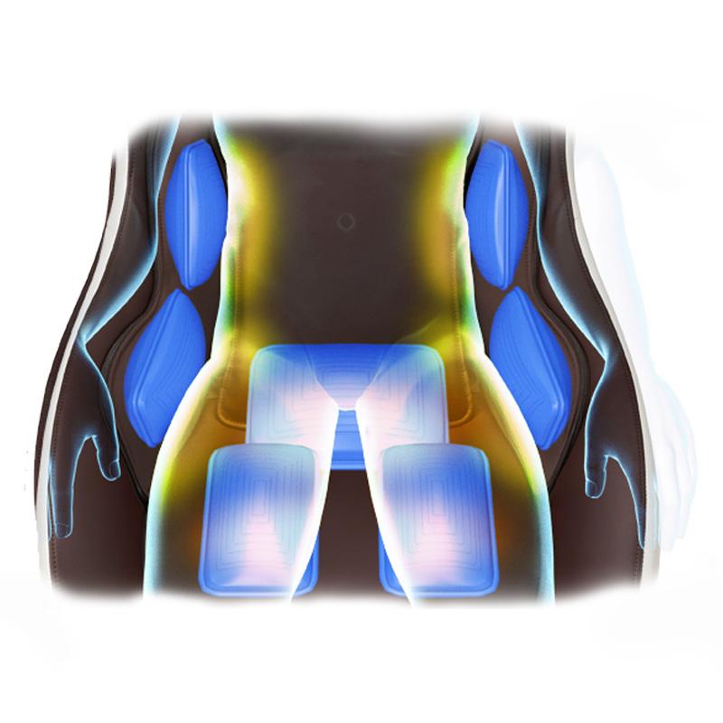 3D Back Massage